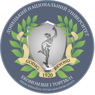 Логотип ДонНУЕТ